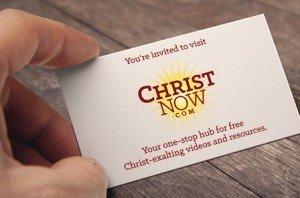 ChristNow Business Card