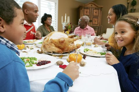 The Thing that's Different this Thanksgiving