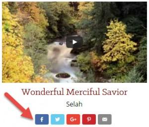 Wonderful, merciful...[arrow]