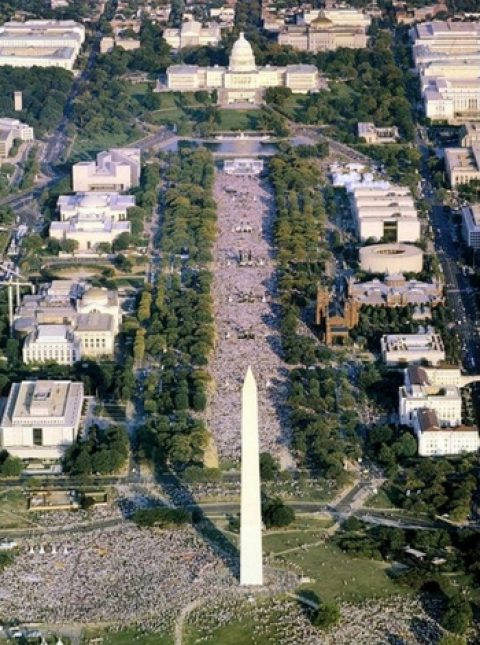 Something Could Happen July 16 on the National Mall that Changes Our Country Forever