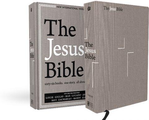 The Jesus Bible: Aslan Is Moving Among Us Again
