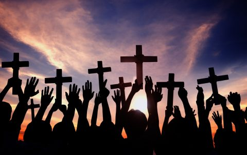 """What If the Whole Church United in Praying One Simple Prayer Above All Prayers?  """"JESUS, SHOW US YOUR GLORY!"""""""