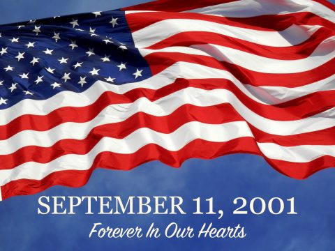 Let's Remember 9/11 but <br>Not Forget the Greatest Crisis <br>We Face Today
