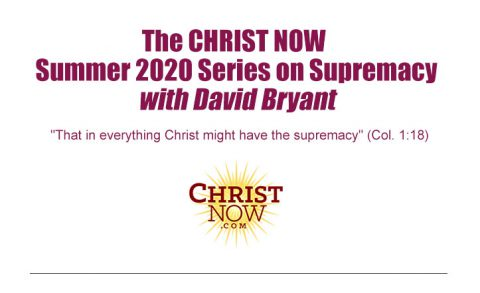 Christ's Supremacy: The Questions <br>We're Afraid to Ask but Must