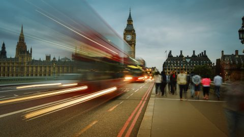 How Do You Navigate a Christ Awakening? <br>It's Like Learning to Drive in London!