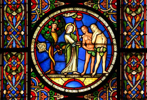 Christmas and Eve <br>How the best gift of all  completes us and transforms us