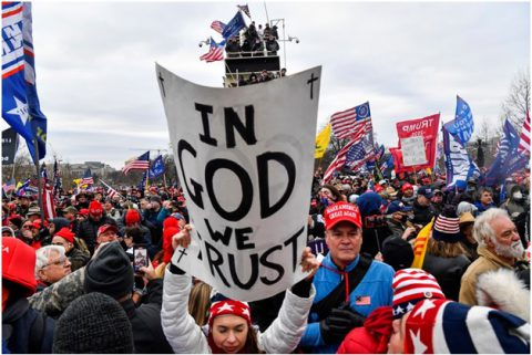 """""""In God We Trust"""": Which God? Trust how? For what?"""
